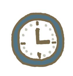 時間単位で利用可能