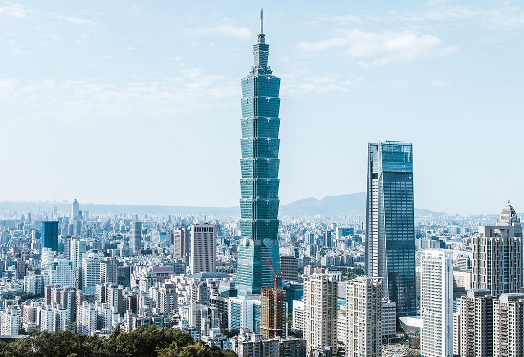台湾景気:2021年8月の国外から台湾への投資概要 数値でみる台湾の景気